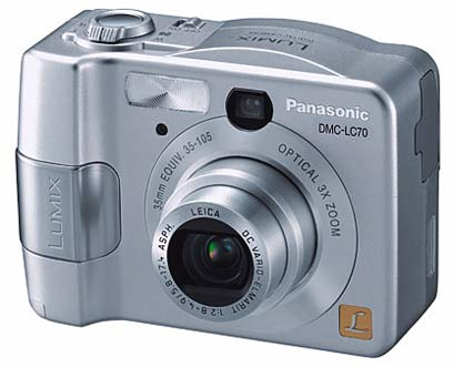 Panasonic Lumix DMC-LC70