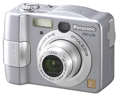 Panasonic Lumix DMC-LC-80